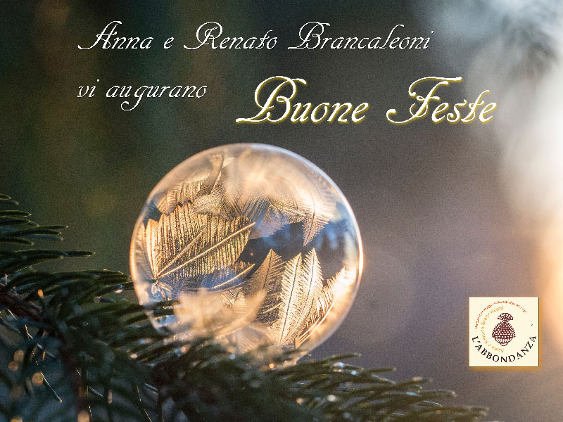 Buone_Feste_- © Fossa dell'Abbondanza - Piazza S. Allende, 13 - Roncofreddo (FC) - Italia