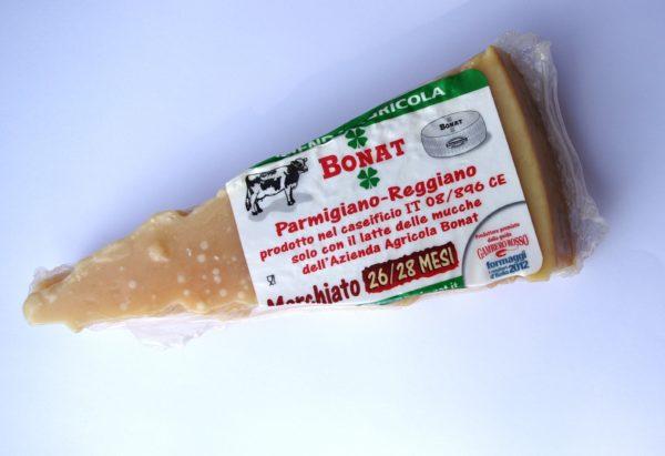 """Parmigiano Reggiano """"Bonat"""" 26/28 mesi"""