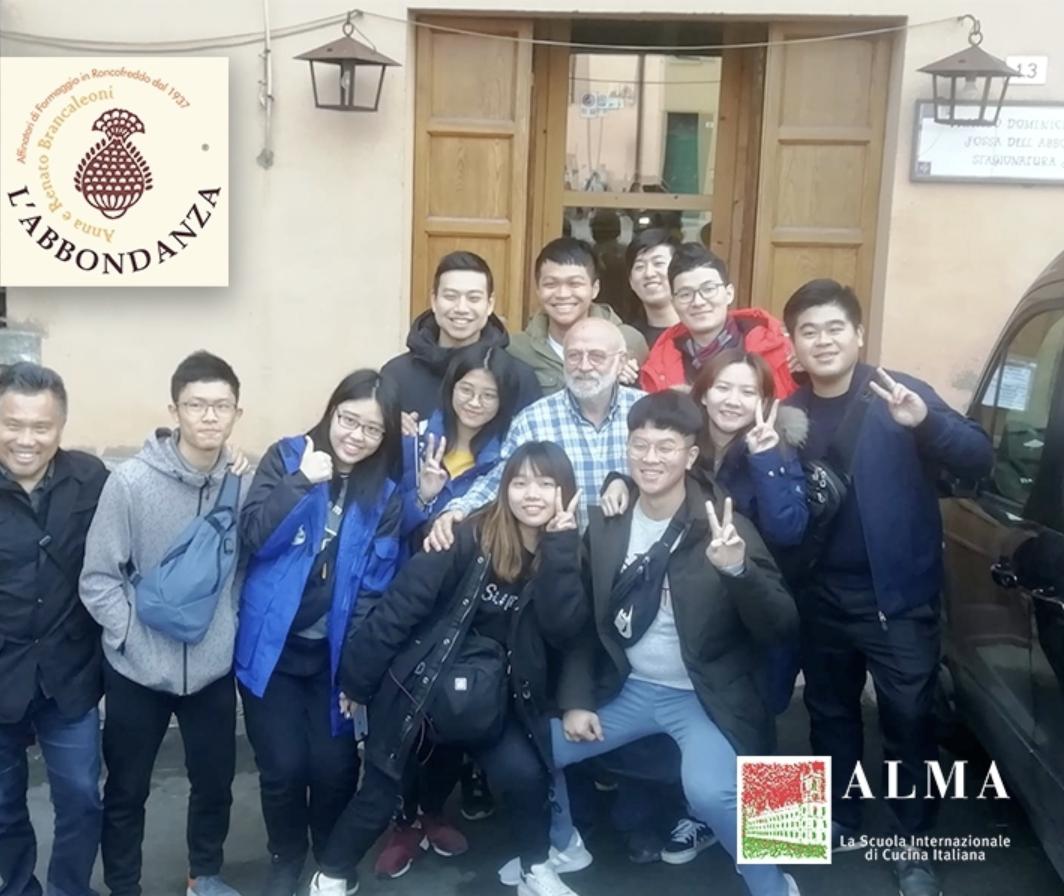 Alma, Scuola Internazionale di Cucina Italiana